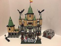 LEGO 5378 Harry Potter Hogwarts Castle Set 100% complete with Manuals & BOX