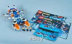 LEGO 6973 Deep Freeze Defender Ice Planet 2002 Complete Instructions & Minifigs