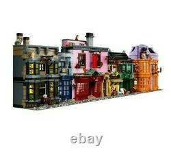 LEGO 75978 Harry Potter Diagon Alley, used, complete with box and books