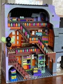 LEGO Diagon Alley Harry Potter 75978. Complete, all minifigures, FREE P&P