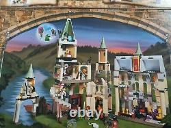 LEGO HARRY POTTER 4709 Château/Castle complet scellé/ sous blister RARE