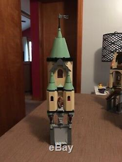 LEGO HARRY POTTER HOGWARTS CASTLE 2ND EDITION # 4757 Near Complete, ALL Figures