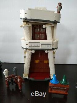 LEGO Harry Potter #10217 Diagon Alley Shops complete buildings NO Minifigures