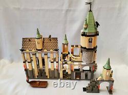 LEGO Harry Potter #4709 Hogwarts Castle Complete, Minifigures, Instructions