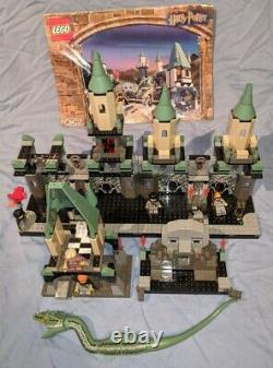 LEGO Harry Potter 4730 The Chamber of Secrets 100% Complete with all Minifigures