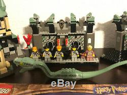 LEGO Harry Potter 4730 The Chamber of Secrets (Complete + Manual)