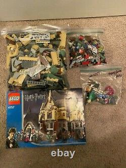 LEGO Harry Potter (4757) Hogwart's Castle (2004) 100% COMPLETE With INSTRUCTIONS