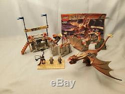 LEGO Harry Potter #4767 Harry & the Hungarian Horntail Complete, Fantastic