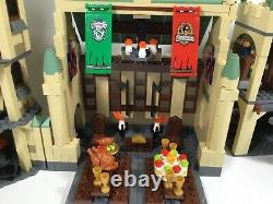 LEGO Harry Potter 4842 Hogwarts Castle 100% Complete With Manuals No Box (2010)