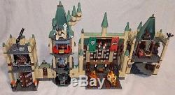 LEGO Harry Potter 4842 Hogwarts Castle 100% Complete with Instructions & figures