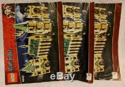 LEGO Harry Potter 4842 Hogwarts Castle 100% Complete with all Minifigures