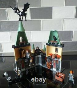 LEGO Harry Potter 5378 Hogwarts Castle 100% complete instructions box (see desc)