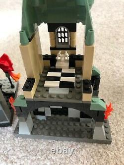 LEGO Harry Potter CHAMBER OF SECRETS 4730 100% COMPLETE with Instructions No Box