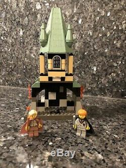 LEGO Harry Potter Chamber of Secrets 4730 100% Complete with Basilisk & Minifigs