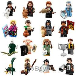 LEGO Harry Potter Collectable Minifigures SET of 21 (no Percival)
