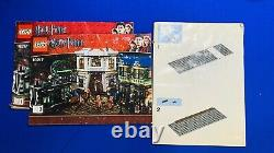 LEGO Harry Potter Diagon Alley 100% Complete + Instructions (10217)