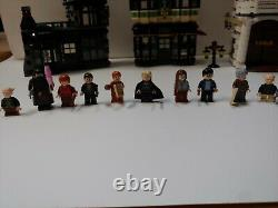 LEGO Harry Potter Diagon Alley 10217 99.8% complete