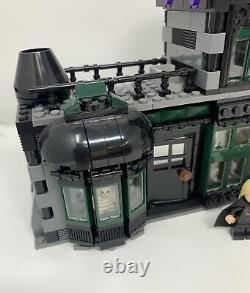 LEGO Harry Potter Diagon Alley 10217 99% Complete
