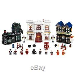 LEGO Harry Potter Diagon Alley 10217 Used 100% Complete With Instructions