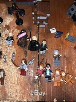 LEGO Harry Potter Diagon Alley 10217 no box Or Books Near Complete