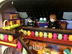 LEGO Harry Potter Diagon Alley (75978) Used 100% Complete