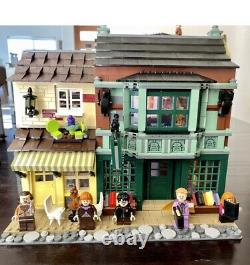 LEGO Harry Potter Diagon Alley (75978) Used 100% Complete Perfect Holiday Gift