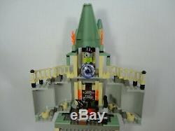 LEGO Harry Potter Dumbledore's Office 4729 COMPLETE Instructions Box Hogwarts