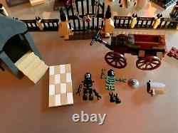 LEGO Harry Potter Graveyard Duel (4766), 100% complete with instructions