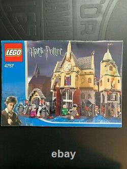 LEGO Harry Potter Hogwart's Castle 2004 (4757) Complete
