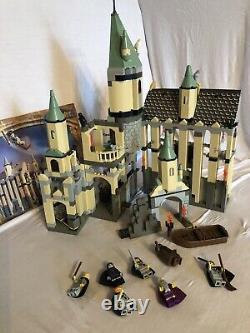 LEGO Harry Potter Hogwarts Castle 2001 (4709)100% complete withinstructions No box