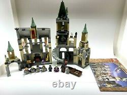 LEGO Harry Potter Hogwarts Castle 2001 (4709) Complete! USED FREE SHIPPING