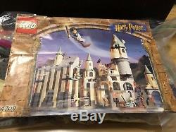 LEGO Harry Potter Hogwarts Castle 2001 (4709) complete with instructions
