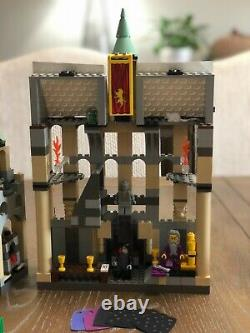 LEGO Harry Potter Hogwarts Castle 4709 (Used, 100% Complete, GREAT Condition)