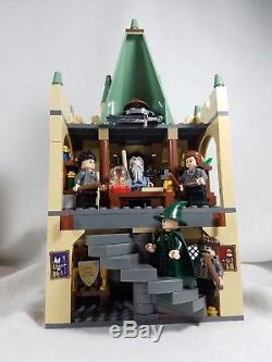 LEGO Harry Potter Hogwarts Castle (4842) 100% COMPLETE
