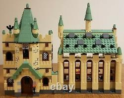 LEGO Harry Potter Hogwarts Castle 4842 100% Complete with Box and Manuals