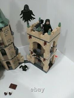 LEGO Harry Potter Hogwarts Castle 4842 90% Complete