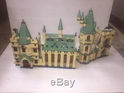 LEGO Harry Potter Hogwarts Castle (4842) 99% Complete