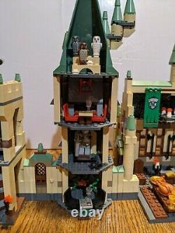 LEGO Harry Potter Hogwarts Castle 4842 Complete with Minifigures & Instructions