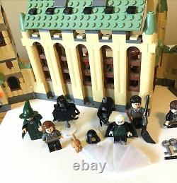 LEGO Harry Potter Hogwarts Castle 4842 Near Complete Missing Some Pieces Vintage