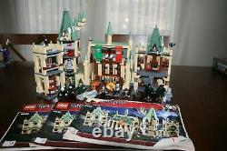 LEGO Harry Potter Hogwarts Castle (4842), Used, Complete except missing 1 wand