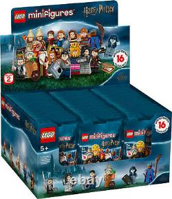 LEGO Harry Potter Minifigures Series 2 (Complete Box of 60 Figures) NEW