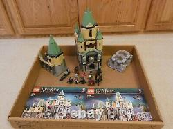 LEGO Harry Potter Order of the Phoenix Hogwarts Castle 5378 used complete manual