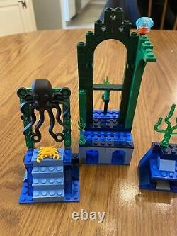 LEGO Harry Potter Rescue from the Merpeople (4762) Complete With Instructions