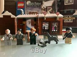 LEGO Harry Potter Shrieking Shack 4756 100% COMPLETE with instructions