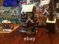 LEGO Harry Potter Shrieking Shack (4756) 100% Complete & opened, in orig. Box