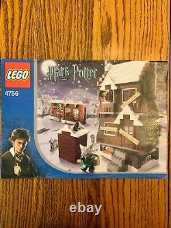 LEGO Harry Potter Shrieking Shack (4756) Complete