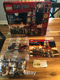 LEGO Harry Potter The Burrow (4840)-IOB some sealed bags set complete