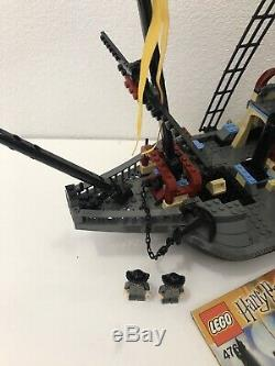 LEGO Harry Potter The Durmstrang Ship 4768. Complete. 2 minifigures