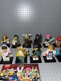 LEGO Minifigures Series 7 (COMPLETE SET) rare