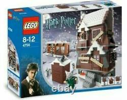 LEGO set #4756 HARRY POTTER SHRIEKING SHACK Used 100% complete with mini figs